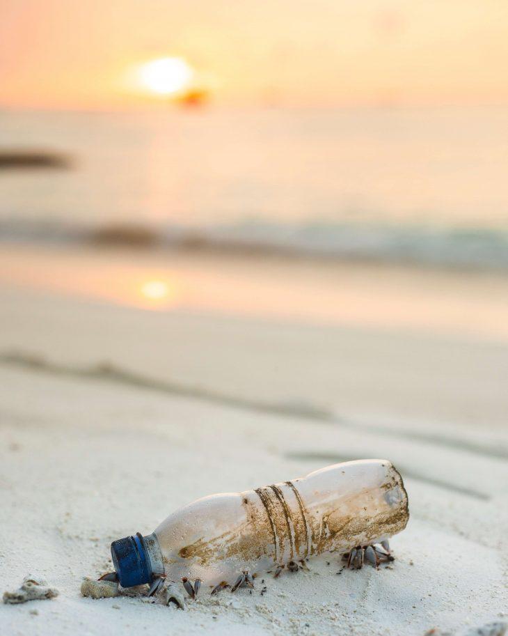 Recycle Plastics Bottle