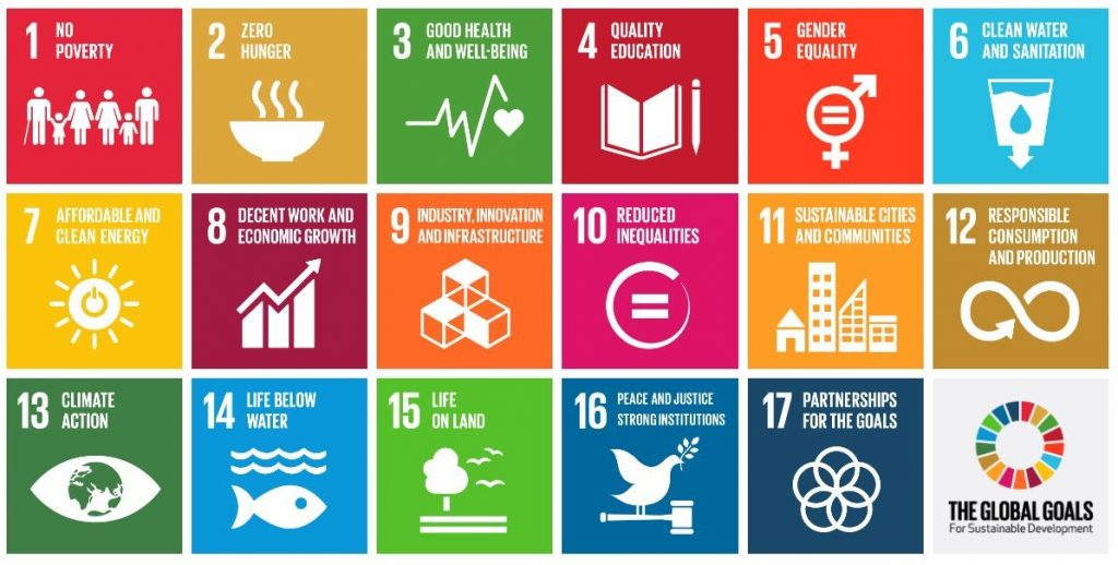 help the planet achieve these goals