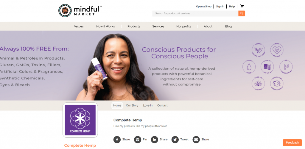 Conscious Product